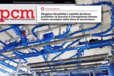 CM focus on technology su IPCM Magazine n.59