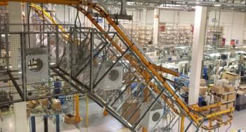 Convogliatore aereo monorotaia X45-03