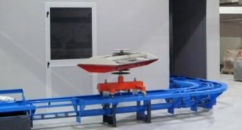 Convogliatore birotaia power&free XD37/45-05